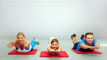 Dzięki ćwiczeniom rozciągającym bóle kręgosłupa znikną, a dobre samopoczucie powróci.