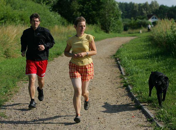 Bieganie jest skutecznym sposobem na schudnięcie