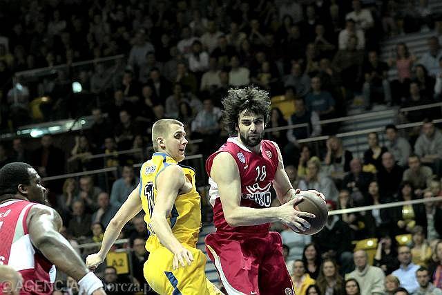 Asseco Prokom Gdynia - Olympiakos Pireus