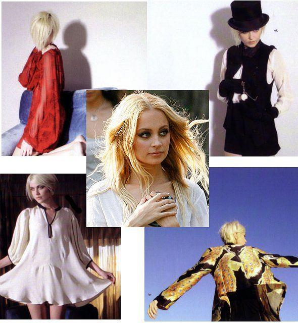 Jesienno-zimowa kolekcja Winter Kate Nicole Richie, Nylon
