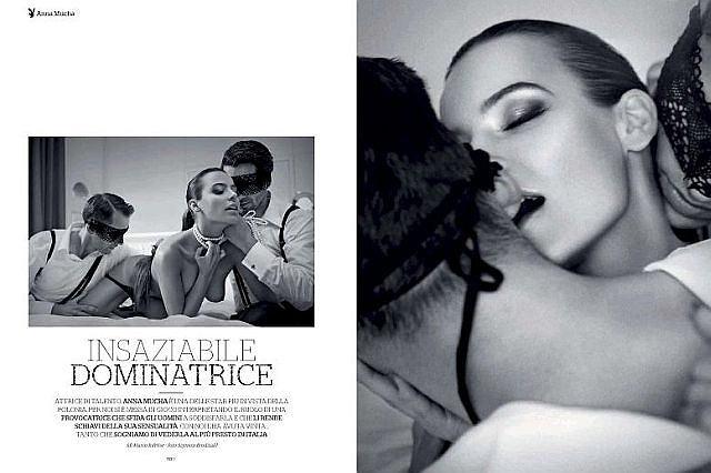 Włoski Playboy, Kwiecień 2010