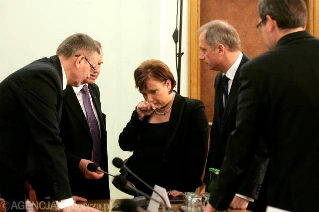 Do czasu wyborów posiedzenia komisji hazardowej nie były zwoływane