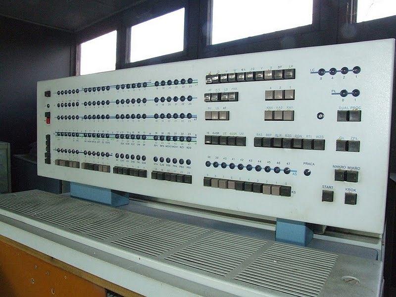 Odra 1305 / Elektroda.pl
