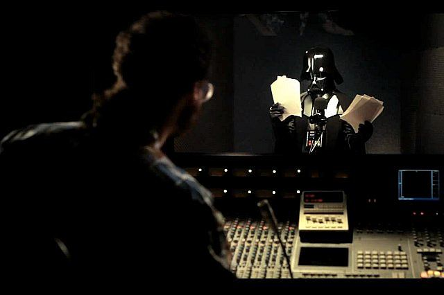 Lord Vader podkłada głos dla TomToma
