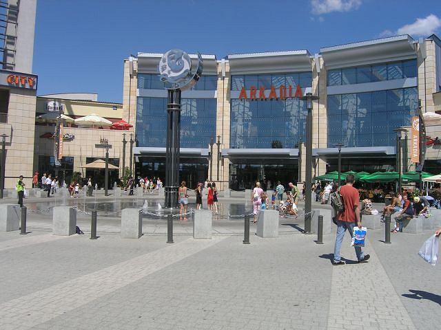 Zobacz Najbardziej Lubiane Warszawskie Centra Handlowe