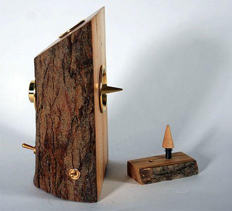 Woodpecker Alarm Clock