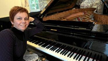 Lena Ledoff, pianistka znana z brawurowych jazzujących interpretacji Chopina