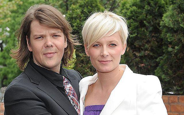 Michał i Odeta.