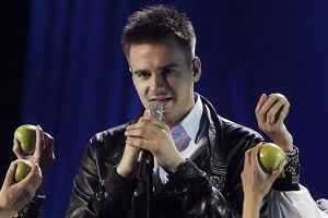Marcin Mroziński, Eurowizja