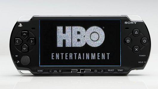 HBO PSP