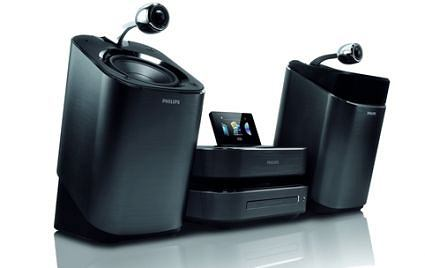 Mikrowieża Philips SoundSphere