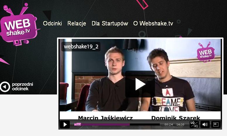 Webshake.tv