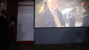 Jarosław Kaczyński w spocie promującym jego kandydaturę w wyborach prezydenckich w 2010 r.