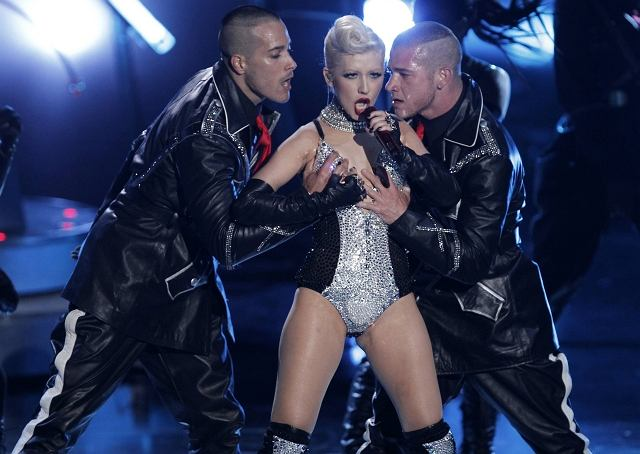 Christina Aguilera wystąpiła w czasie rozdania MTV Movie Awards.