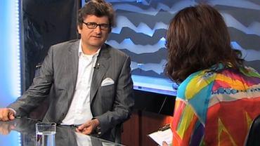 Janusz Palikot rozmawia z Agnieszką Kublik