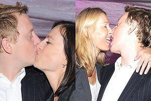 Brunetki, blondynki, ja wszystkie was dziewczynki całować chcę... - czyżby to była życiowa dewiza Rafała Olbrychskiego. Na imprezie Samochód Playboya 2010 aktor nie jednych ust skosztował...