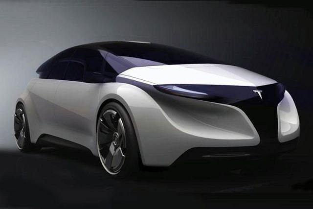 IED Tesla EYE Concept