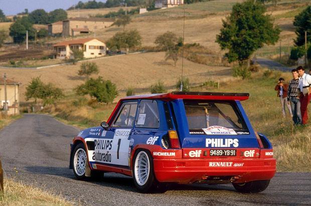Renault 5 Maxi 1985 r