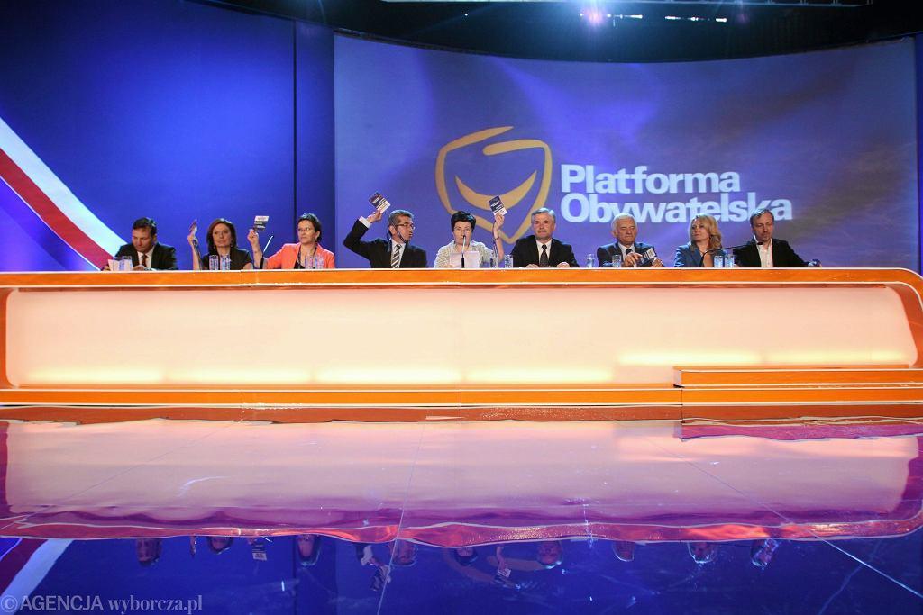 Kongres Platformy Obywatelskiej