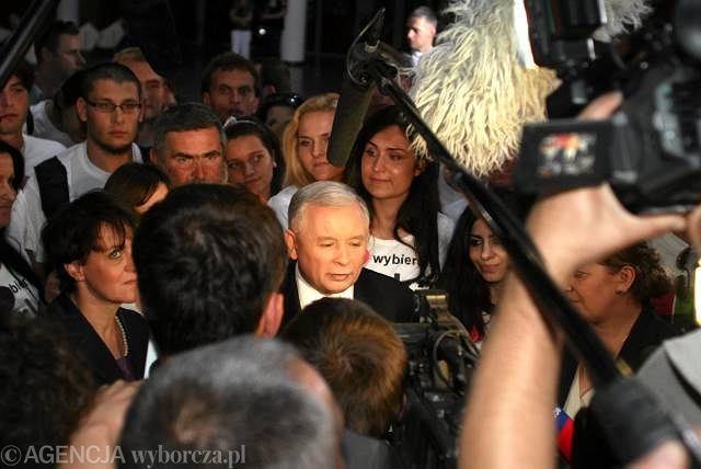 Jarosław Kaczyński po debacie