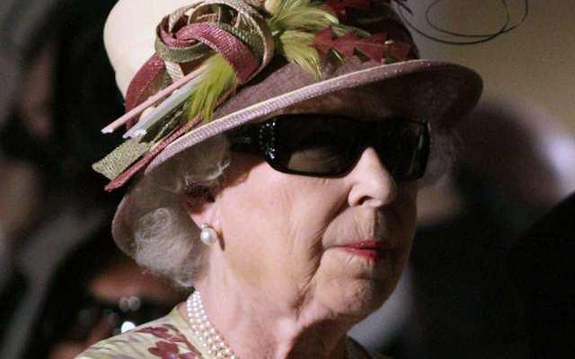 Elżbieta II, Angielska Królowa