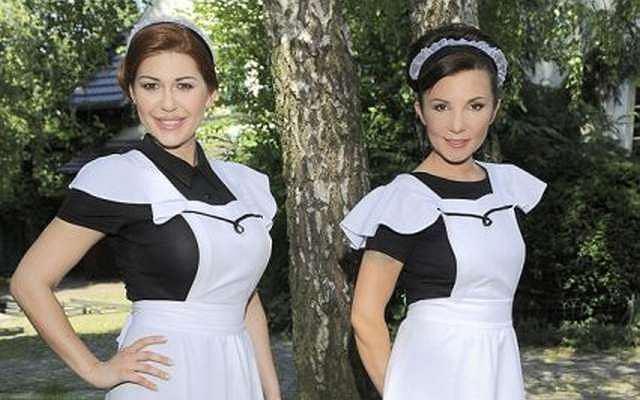 Iwona Węgrowska i Magda Femme.