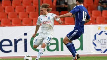 Eliminacje do Ligi Mistrzów. Inter Baku - Lech Poznań 0:1