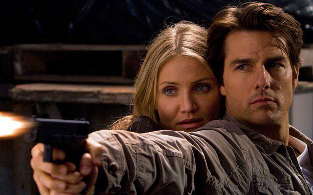 Tom Cruise i Cameron Diaz są gwiazdami nowego filmu