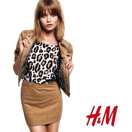 Kampania H&M Divided na jesień/zimę 2010/2011