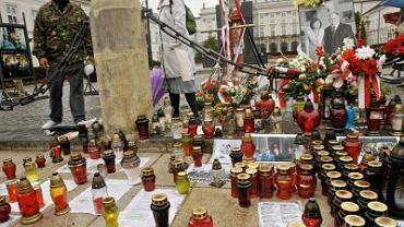 3 sierpnia krzyż zniknie spod Pałacu Prezydenckiego