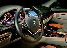 BMW 5 GT do serwisów