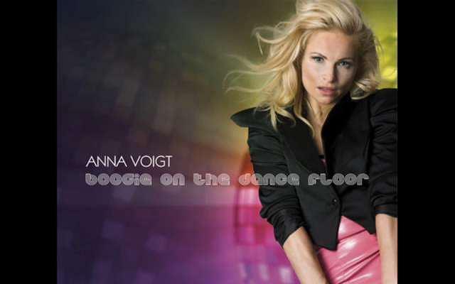 Anna Voigt - Boogie on the Dancefloor