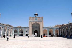 Iran. Czajchana w hammamie