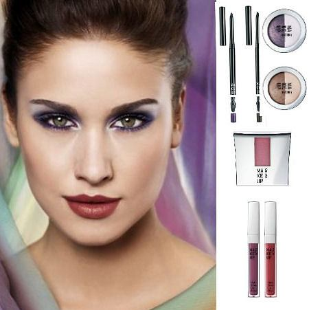 Nowa kolekcja kosmetyków make Up Factory