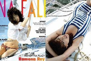Na Fali to magazyn rozdawany w tegoroczne wakacje na bałtyckich plażach.