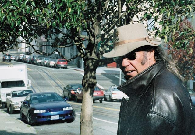 Neil Young, mat. prasowe