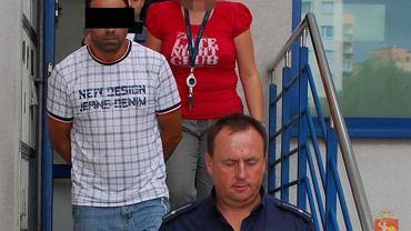 Obywatel Bułgarii zatrzymany za stręczycielstwo