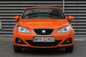 Seat Ibiza SC - test   Za kierownicą