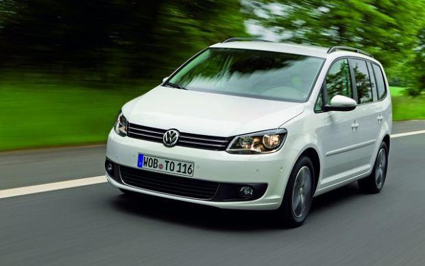 Zmieniony VW Touran | ceny