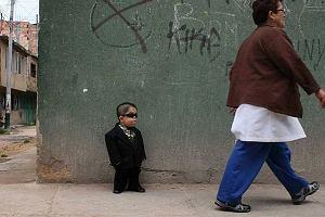 Zobacz zdjęcia najmniejszego człowieka świata...