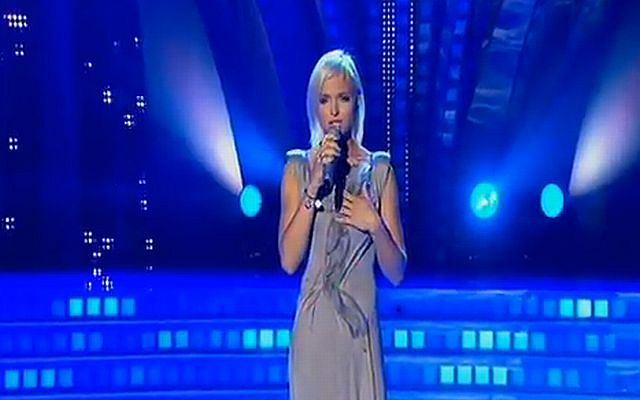 Candy Girl na wyborach Miss Polski 2010.