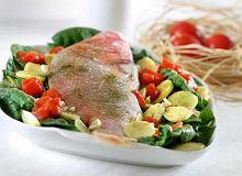 Karmazyn z pomidorami - ugotuj