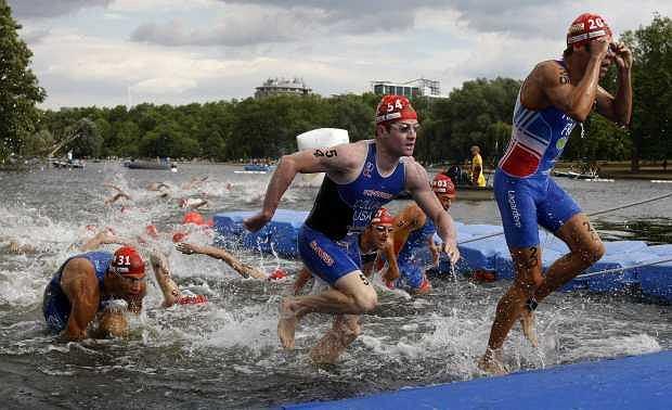Bieganie najfajniejsze w triathlonie?