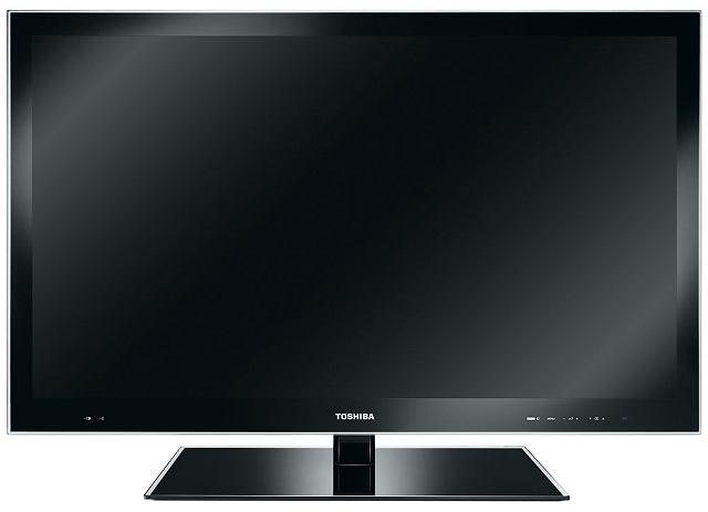 Flagowy telewizor Toshiba, którego design został opracowany przez duńskie studio Jacob Jensen Design