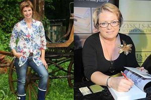 Joanna Brodzik i Małgorzata Kalicińska.