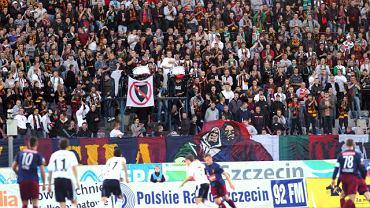 Pucharowy mecz Pogoni z Legią w 2010 r. oglądało 11 tys. kibiców