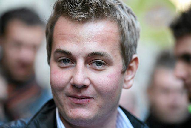 Dawid Bratko 23 letni biznesmen nazywany przez media