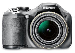Aparat fotograficzny Casio Exilim EX-FH25