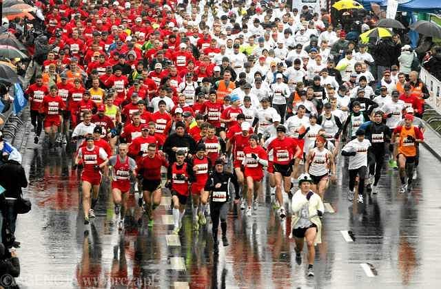 Bieg Niepodległości tradycyjnie 11 listopada, a już w sobotę 23 października oficjalny trening