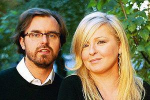 Magda Gessler i Mariusz Diakowski